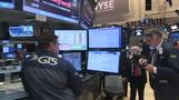 Bank rally drives Wall Street higher