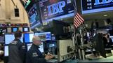 Wall St down on geopolitical woes