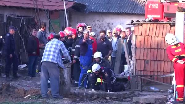 Romanian child pulled from well after 12 hour rescure operation
