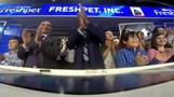 Nasdaq tops 6,000 mark