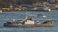 Collision with cargo ship sinks Russian navy vessel