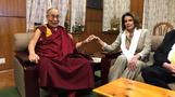 U.S. lawmakers visit the Dalai Lama to highlight Tibet