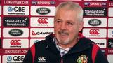 Lions coach says New Zealand tour will be tough