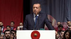Turkey's Erdogan condemns Manchester attack
