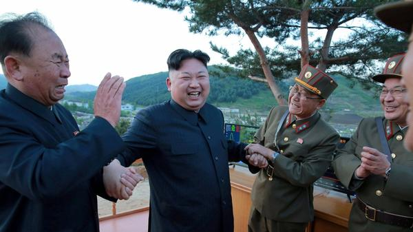 EXCLUSIVE: Kim Jong Un's 'rocket stars'