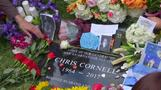 Brad Pitt, Courtney Love among mourners at Chris Cornell funeral