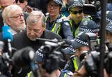 Pell faces Australian court on historical sex charges