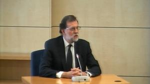 Spain's Rajoy appears in court for corruption trial
