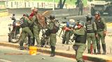 Clashes kill five as Venezuelans protest vote for new congress