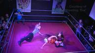London's female wrestling scene boosted by Netflix show 'Glow'