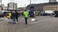 Stabbing spree hits Finland city