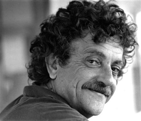 Author Kurt Vonnegut is shown in this undated publicity photograph from Random House Publishers. Vonnegut, best known for his novels ''Slaughterhouse-Five'' and ''Cat's Cradle,'' died at age 84 on April 11, 2007, the New York Times reported. REUTERS/Courtesy Random House Publishers/Handout
