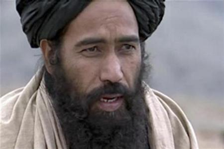 An undated photo received by Reuters through email in April 2007 shows the late Taliban military commander Mullah Dadullah. REUTERS/Handout