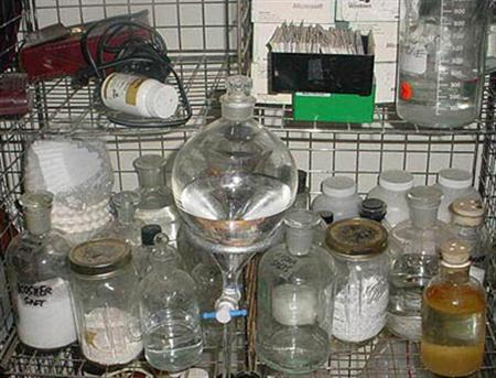Methamphetamine - Wikipedia