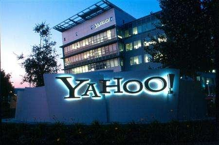 The Yahoo corporate building in an undated file photo. Yahoo Inc. President Susan Decker purchased about $1.1 million of the Internet company's shares this week just after the stock hit a three-year low. REUTERS/Yahoo/Handout