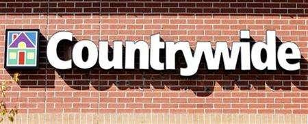 The Countrywide bank is seen in Lakewood, Colorado, September 11, 2007. REUTERS/Rick Wilking