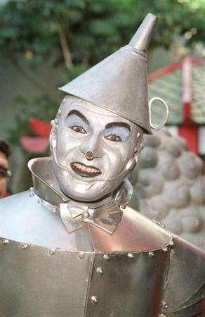 Tinman Wizard Of Oz
