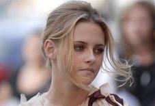 <p>L'attrice Kristen Stewart. REUTERS/Phil McCarten</p>