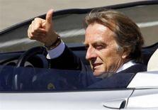 <p>Luca Cordero di Montezemolo in una immagine di archivio. REUTERS/Giampiero Sposito</p>