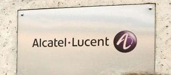 """<p>Alcatel-Lucent a été retenu par le gouvernement chinois comme unique fournisseur du plus vaste réseau d'infrastructure d'""""e-gouvernement"""" haut débit de Chine./Photo d'archives/REUTERS/Benoît Tessier</p>"""