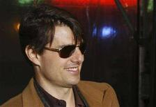 <p>L'attore Tom Cruise. REUTERS</p>