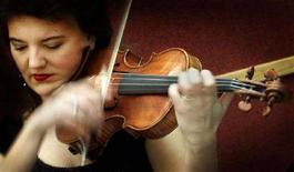 <p>La violinista britannica Tasmin Little. IW</p>
