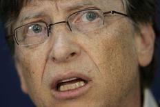 <p>Il fondatore di Microsoft Bill Gates. REUTERS/Denis Balibouse</p>