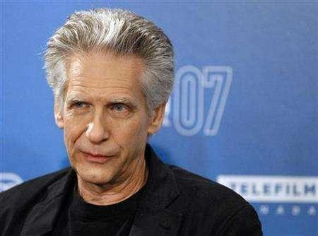 Director of the movie David Cronenberg attends a news conference for the movie ''Eastern Promises'' during the 32nd Toronto International Film Festival in Toronto September 8, 2007. The Genies, Canada's film awards, on Monday turned into a shootout between a movie about Russian mobsters in London and one that chronicles the 1994 Rwandan genocide. REUTERS/Mario Anzuoni