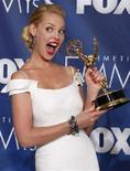 <p>L'attrice Katherine Heigl. REUTERS/Lucy Nicholson (UNITED STATES)</p>