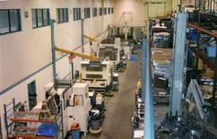 <p>Immagine d'archivio di una fabbrica Usa. REUTERS/Joann Morrison (UNITED STATES)</p>