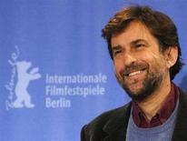 <p>Nanni Moretti al festival di Berlino. REUTERS/Fabrizio Bensch (GERMANY)</p>