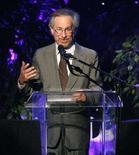 <p>Il regista Steven Spielberg in una foto d'archivio. REUTERS/Mario Anzuoni (UNITED STATES)</p>
