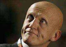 <p>Il designatore arbitrale Pierluigi Collina. REUTERS/Arnd Wiegmann</p>
