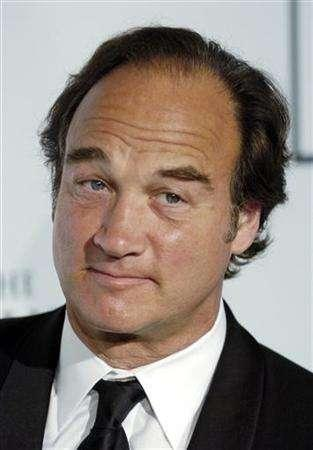 Jim Belushi arrives for the inaugural awards show The Billies in Beverly Hills, April 20, 2006. ABC is considering yet another improbable renewal of ''According to Jim,'' the critically maligned veteran sitcom starring Jim Belushi. REUTERS/Chris Pizzello