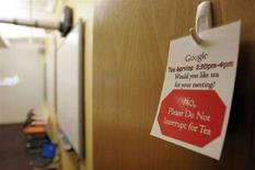 <p>Gli uffici di Google a Mountain View. REUTERS/Erin Siegal</p>