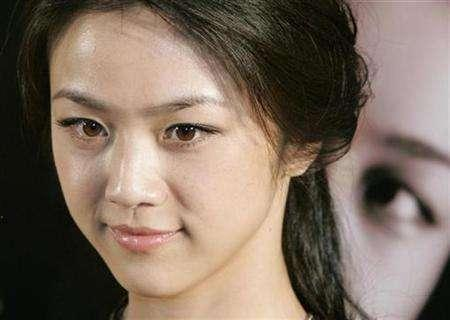 China's actress Tang Wei attends a Japan premiere event for movie ''Lust, Caution'' directed by Ang Lee in Tokyo January 24, 2008. REUTERS/Yuriko Nakao