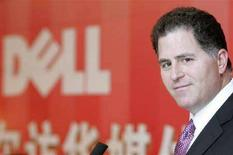 <p>Michael Dell, fondatore e presidente di Dell Inc. REUTERS/Aly Song</p>