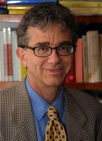 Jeffrey Frankel poses for a photo in this undated handout photo. REUTERS/Courtesy of Harvard Kennedy School
