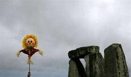 <p>Stonehenge a Salisbury Plain in Wiltshire, Inghilterra meridionale. REUTERS/Alessia Pierdomenico</p>
