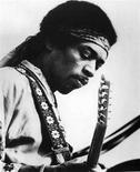 <p>Jimi Hendrix in una foto d'archivio. REUTERS/HO Old</p>