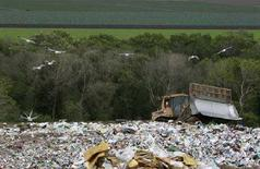<p>Una discarica a Monterey in California. REUTERS/Darrin Zammit Lupi (UNITED STATES)</p>