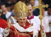 <p>Papa Benedetto XVI. REUTERS/Dario Pignatelli</p>