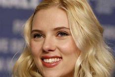<p>L'acttrice americana Scarlett Johansson. REUTERS/Tobias Schwarz (Germania)</p>