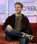 <p>Il fondatore di Facebook, Mark Zuckerberg. REUTERS/Kimberly White (UNITED STATES)</p>
