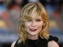 <p>Kirsten Dunst in una foto d'archivio. REUTERS/Stephen Hird (BRITAIN)</p>