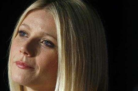 Gwyneth Paltrow attends a news conference for the film ''Two Lovers'' by U.S. director James Gray at the 61st Cannes Film Festival May 20, 2008. REUTERS/Jean-Paul Pelissier