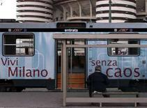 <p>Un tram a Milano. REUTERS</p>