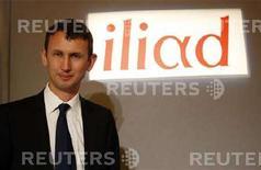 <p>Maxime Lombardini, CEO di Iliad</p>