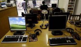 <p>Dada lancia music store senza vincoli nella sua community online. REUTERS/Andrea Comas</p>