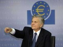 <p>Il presidente della Bce Jean-Claude Trichet. REUTERS/Irving Villegas</p>